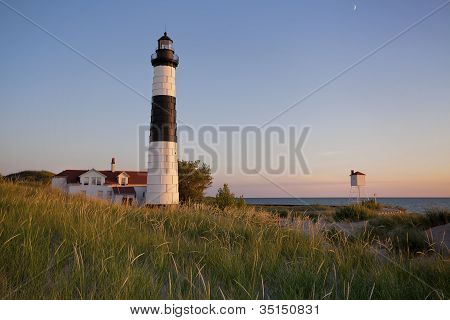 Big Sable Point Lighthouse.