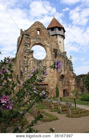 Cistercian church from Carta