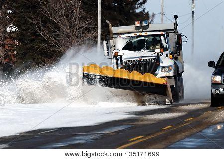 Snow Plow.