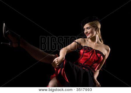 Cabaret Girl Kick