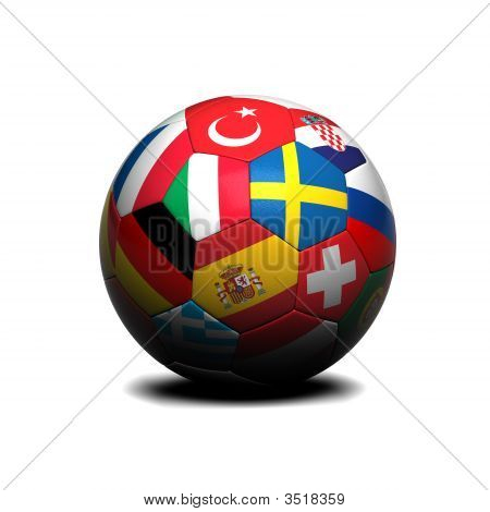 European Soccer Ball