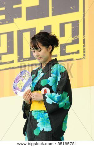 Miss Fuji In Japan