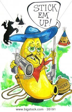 Banana Cowboy