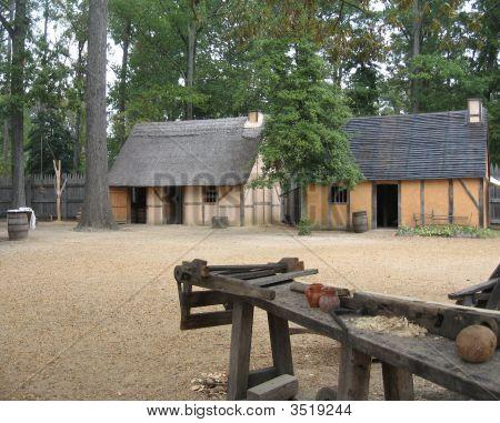 Jamestown , Va Village