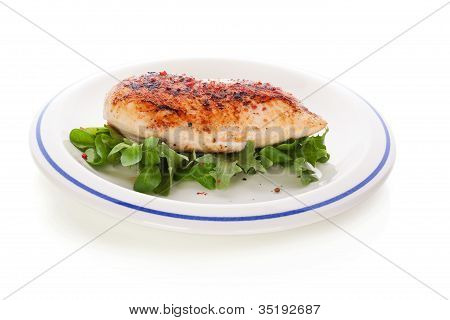 Delicious Chicken Breast Fillet.