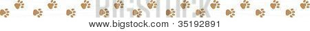 Dog Paw Clipart