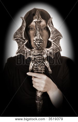 Halloween Sorcerer