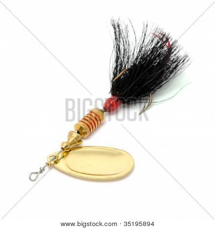 Rooster Tail Fishing Spinner (Spoon Lure)