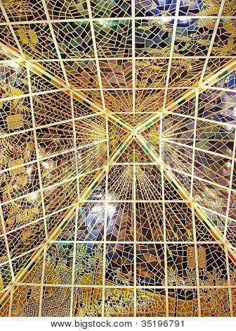 Arabic roof