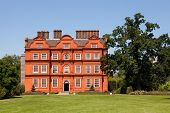 stock photo of royal botanic gardens  - Kew Palace is Britain - JPG