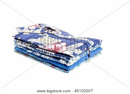 Stack of Man's Shirts