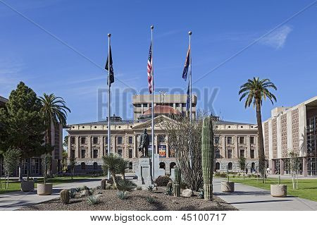 Arizona State Capitol