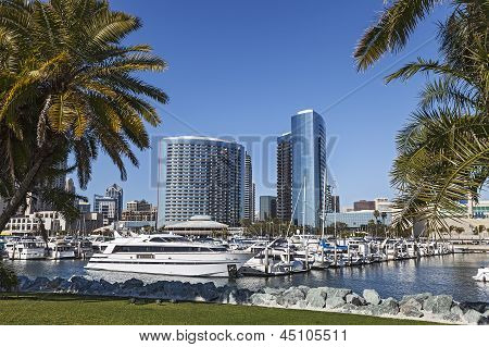 Marina Bay at San Diego
