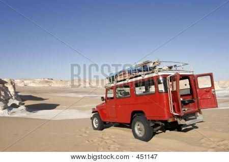 Desert Rover- Red 1