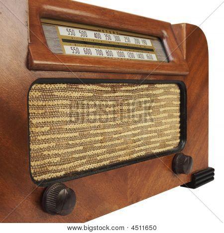 Tubo Vintage Radio