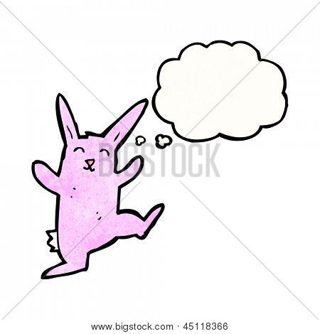 cartoon dancing rabbit cartoon