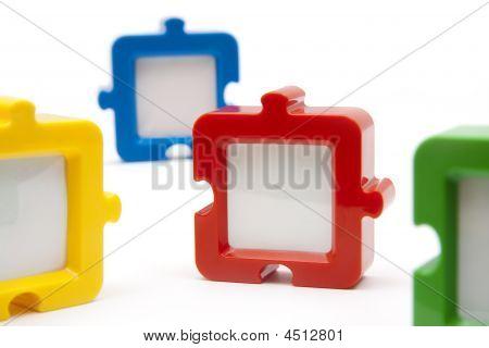 Puzzle Pieces Spread