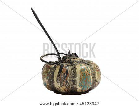 Chinese Opium Pipe