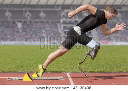 Bloque de inicio movilidad Sprinter