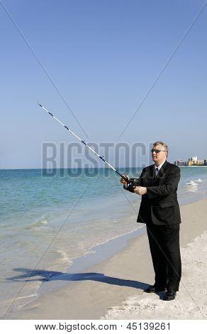 Lunch Break Fishing