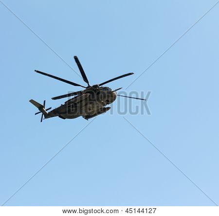 Israeli Air Force Helicopter