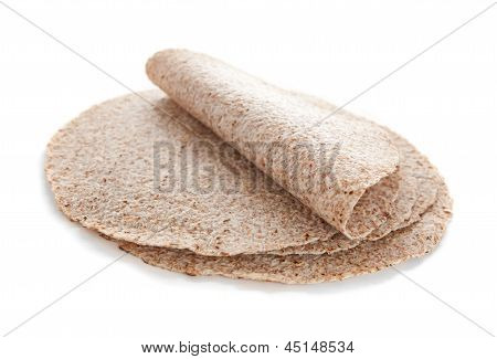 Sprouted Wheat Tortillas