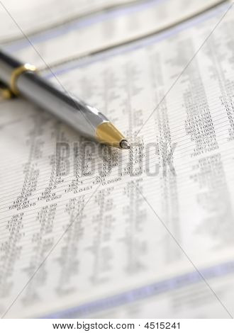 Stock-market Report