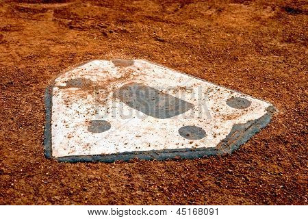 Nobody at Home Plate