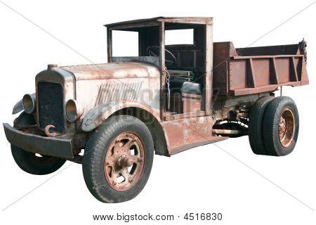 Antique Dump Truck