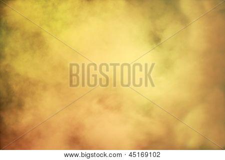 Background Of  Smoke