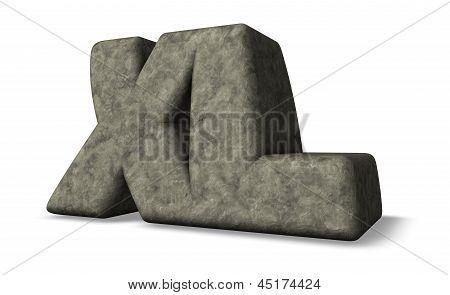 XL-Stein