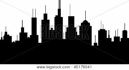 Generic City Skyline