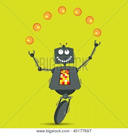 Juggling Robot