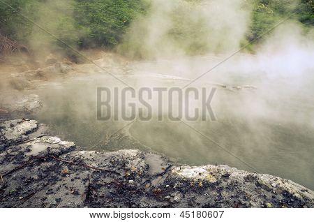 Hot Lake