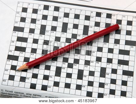 Crossword.