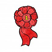 cartoon rosette