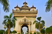 Patuxai literally meaning Victory Gate