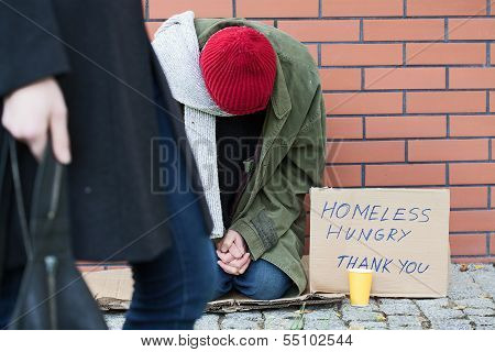 Indifference To The Needs Of The Poor