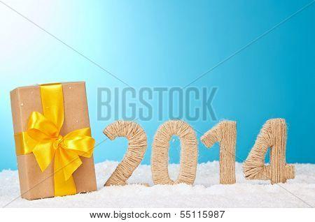 Twenty-fourteenth New Year of the tissue digits
