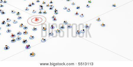 Cartoon Crowd, Signal