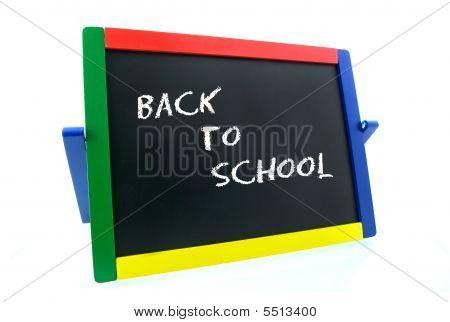 Colored Blackboard