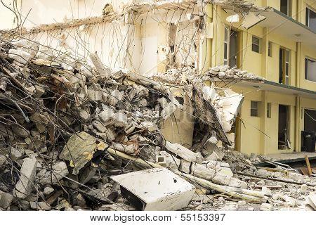Building Demolition Details