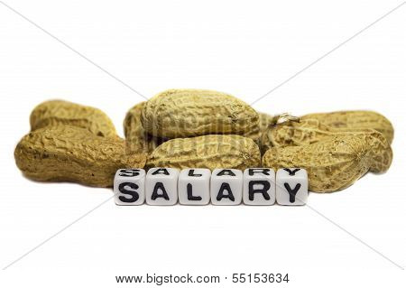 Poor Peanut Salary