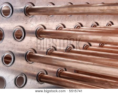 Copper Cooling Tubes