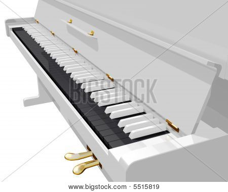 The White Piano 01