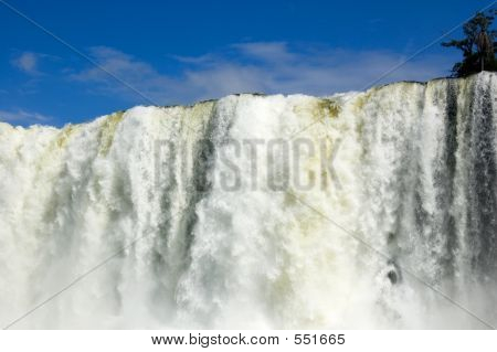 Massive Waterfall