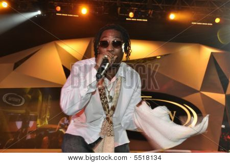 Ying Yang Twins Perform At Hannessy Artistry