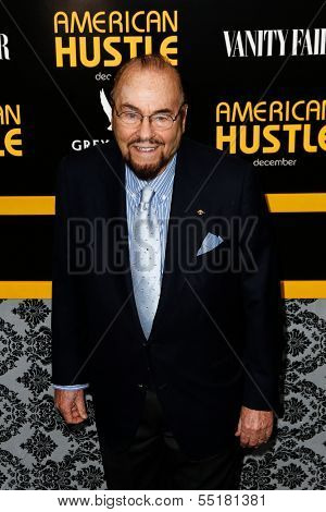 NEW YORK-DEC 8: TV host James Lipton attends the