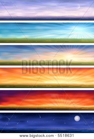 Day Cycle (plains Landscapes)