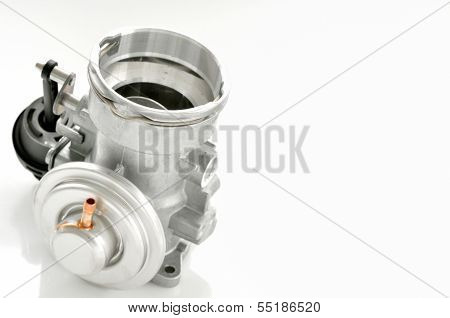 Throttle Isolated
